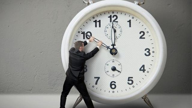 Cara Bagi Waktu
