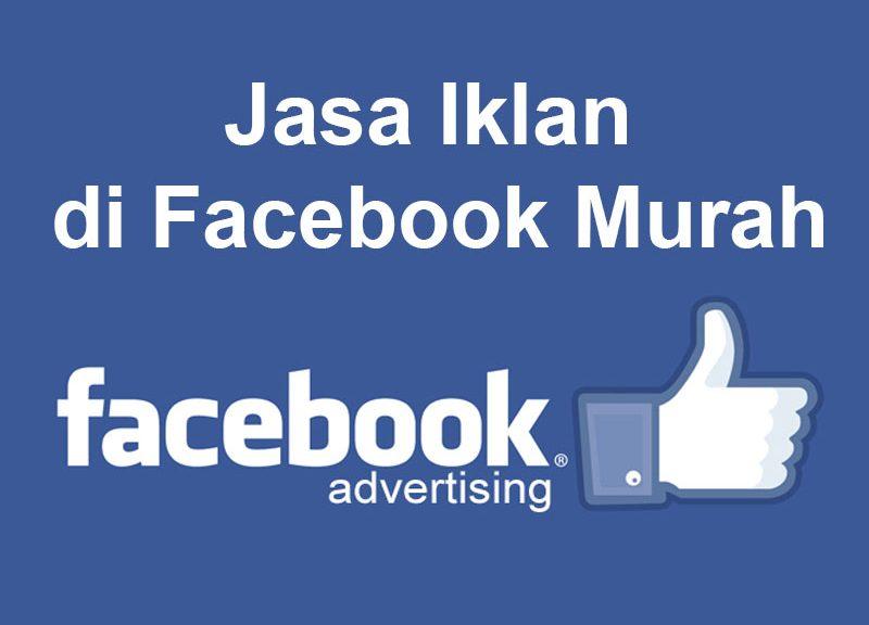 jasa facebook ads murah