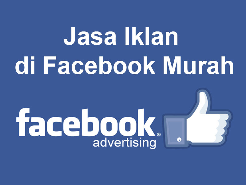 jasa facebook ads murah